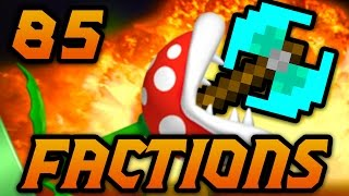 Minecraft Factions VERSUS Episode 85 THE FLOWER GOD AXE