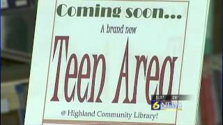 Community library creates space for teens