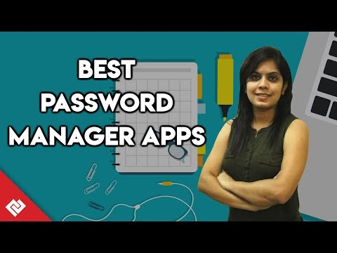 Ease Your Life With These Password Manager Apps