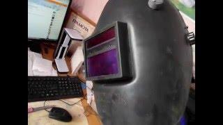 ОБЗОР-Самодельная маска ХАМЕЛЕОН. Посылка из Китая.(В этом видео хочу показать как можно маску хамелеон сделать самостоятельно сэкономив при этом ещё на одну..., 2016-01-17T11:23:25.000Z)