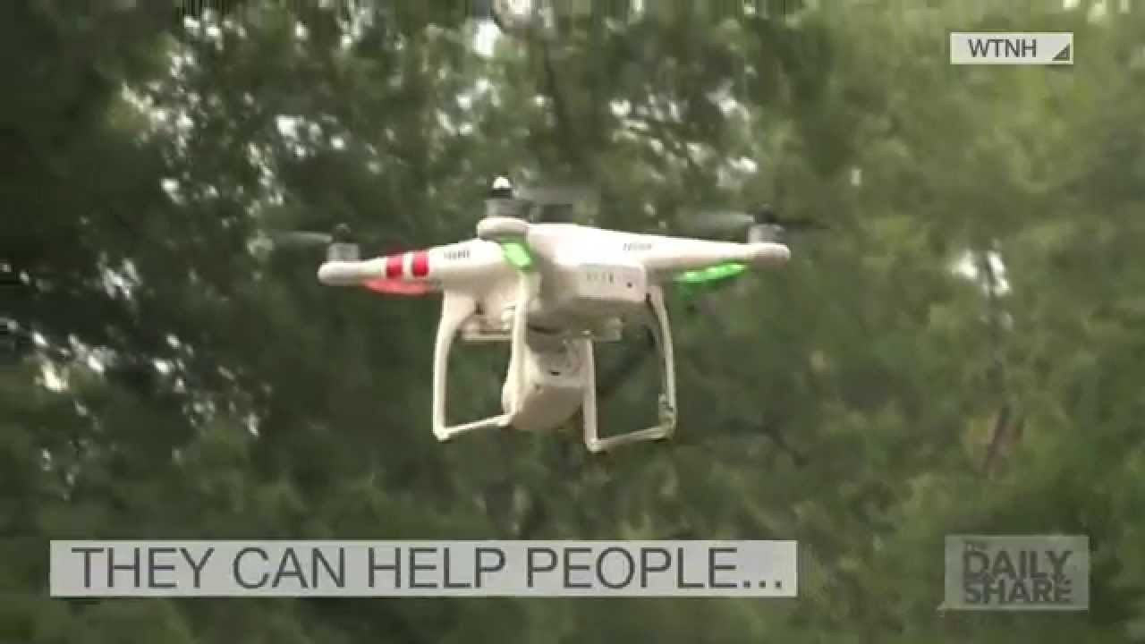 Could A Flying Gun Drone Be The Next Dangerous Weapon