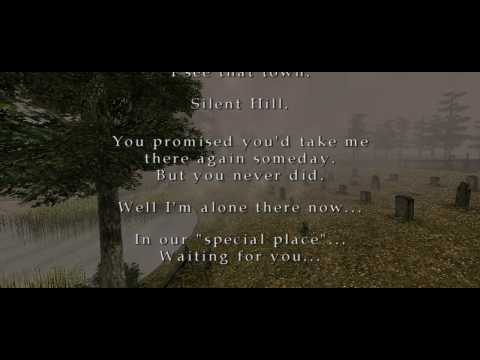 Silent Hill 2 - Leave Ending *HD*