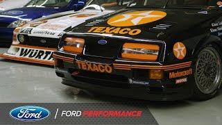 Vaughn Gittin Jr. Tours Cologne Ford Museum | Ford Performance