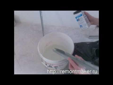 Видео Ремонт ванной комнаты видео