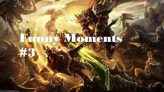 Funny Moments #03 // Hecarim still the Main // League of Legends