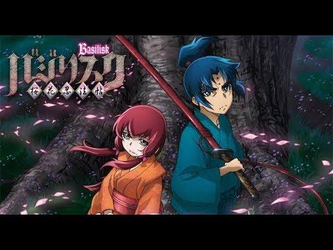 Basilsk: The Ouka Ninja Scrolls: First Impressions (MerlinCast)