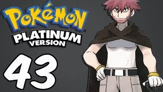 Pokemon Platinum (Blind) -43- Canalave Gym and BYRON!