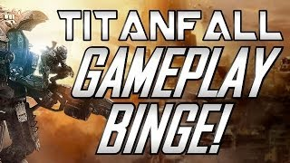 TITANFALL: Multiplayer Gameplay Binge (Extended Commentary) 1080p PC