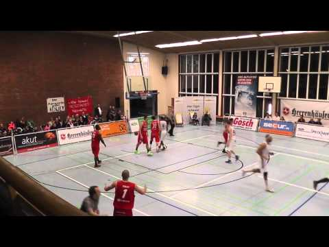 UBC Tigers Hannover (1st place Team) vs. MTV Herzöge Wolfenbüttel