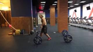 CrossFit Offline Russia - Ukraine - Ivan Krasavin WOD1.MPG