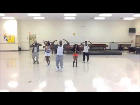 Usher- Over My Mind Choreography By: Arthur Thomas Taylor III