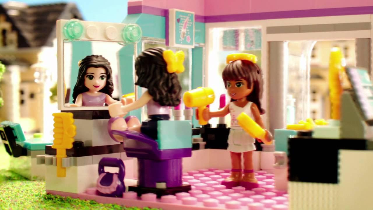 LEGO® Friends 2012 TVC - YouTube