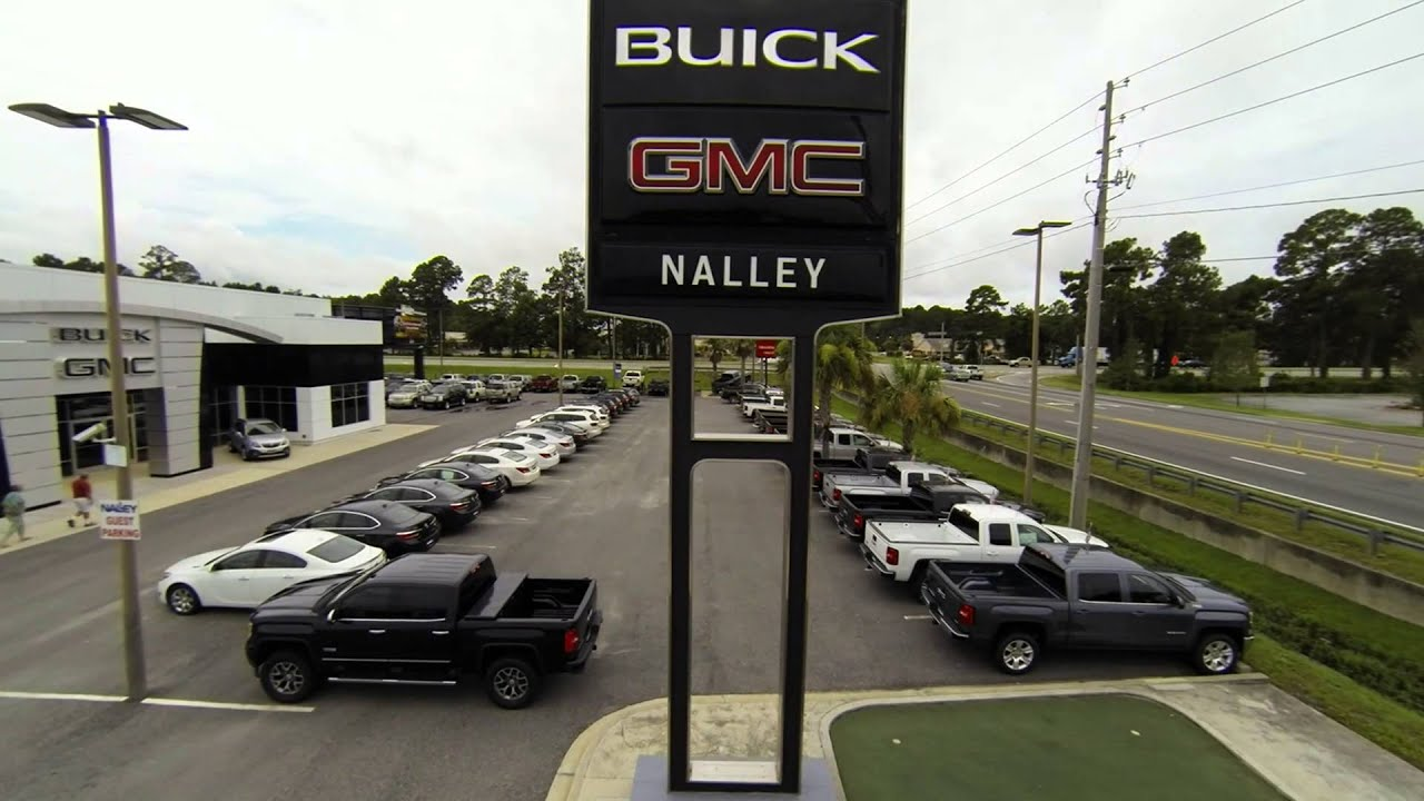 Nalley Honda Buick GMC - YouTube