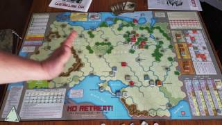 Review: No Retreat! The Russian Front by GMT Games - The Players