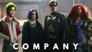 Justin Bieber Company song|Titans TV series|LEAKED THINGS