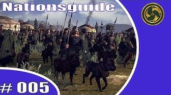 """Total War: Attila Nationsguide # 05 """"Alanen"""""""