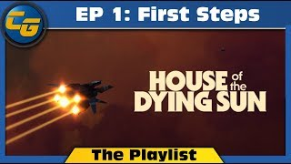 The Playlist:  House of the Dying Sun #1