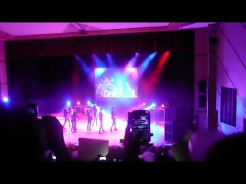 ZE:A Abu-Dhabi Concert - Heart For 2 [FanCam]