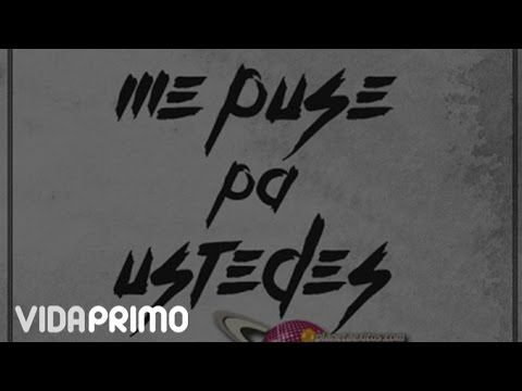 Tempo - Me Puse Pa Ustedes [Official Audio]