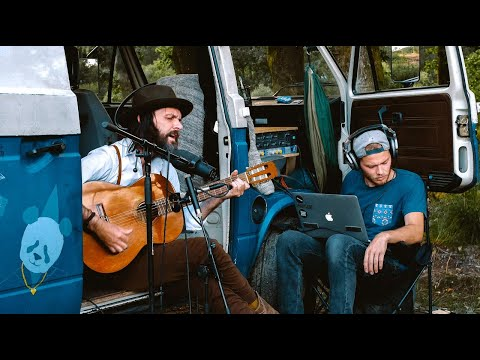 Paco - Guy Spends 2 Years In His Van Rigged As A Studio To Record Street Musicians