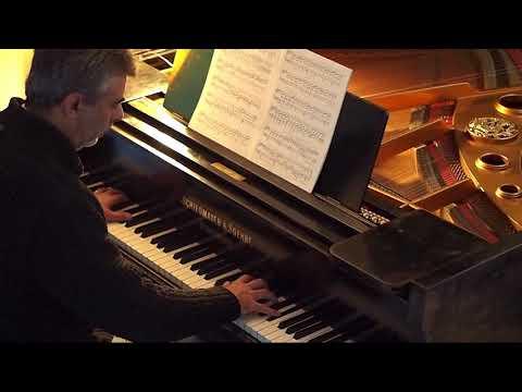 "Luigi van Beethoven Opera 27. N° 2 m1/3 - Sonate dite ""Au clair de lune"""