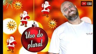 Português nas férias! Uso do plural [Prof Noslen]
