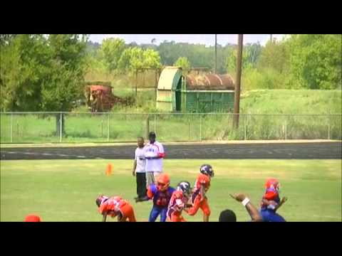 Xavier Carter S.W. Steers Awesome Block