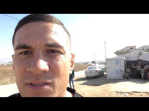 Video diary: Sonny Bill Williams inside the Bekaa Valley | UNICEF NZ