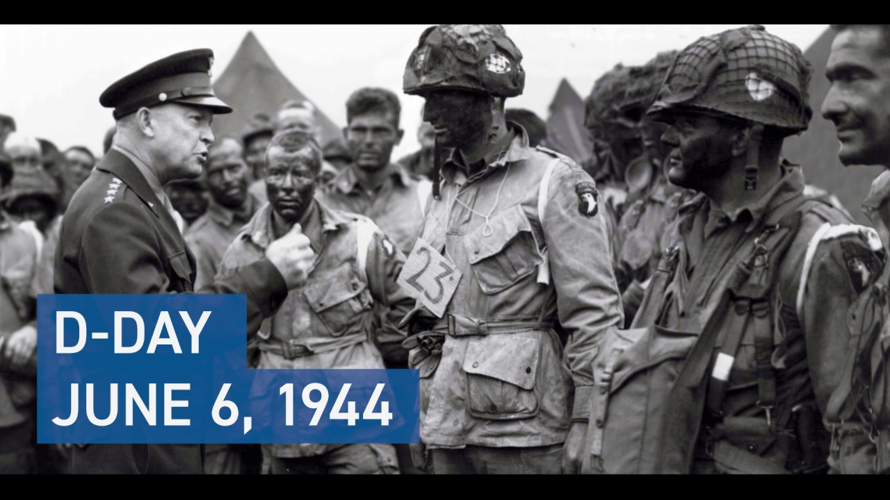 This D-Day, Find your Place in History