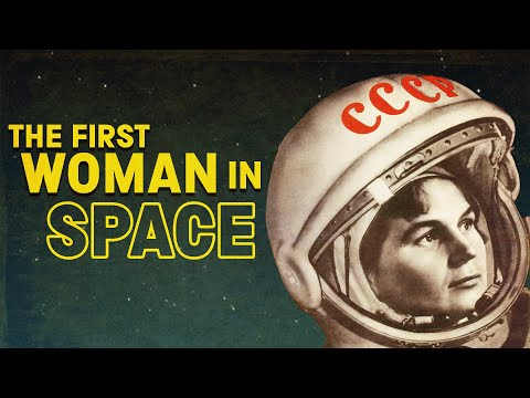 Valentina Tereshkova: The first woman in space