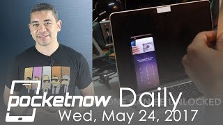 Samsung Galaxy S8 iris scanner fooled, Galaxy S9 project & more   Pocketnow Daily
