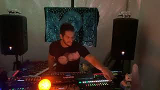 Nuta Cookier- Live Act at 4everelectronic music project - Andromeda Editation - Live Festival