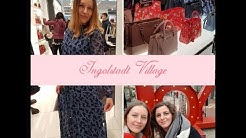Shoppingtrip// Ingolstadt Village // Haul Video// Kaufrausch