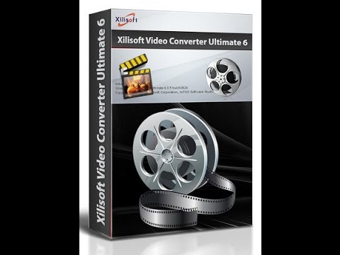 Xilisoft Video Converter скачать бесплатно, как добавить водяной знак