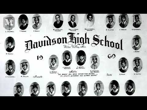High Expectations: The Legacy of Davidson High School Class of 1970