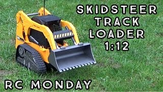 RC Monday | Radio Controlled Skidsteer Track Loader 1:12