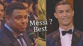 Download Video Football Stars Reaction to The Ronaldo Win Ballon D'or 2017 MP3 3GP MP4