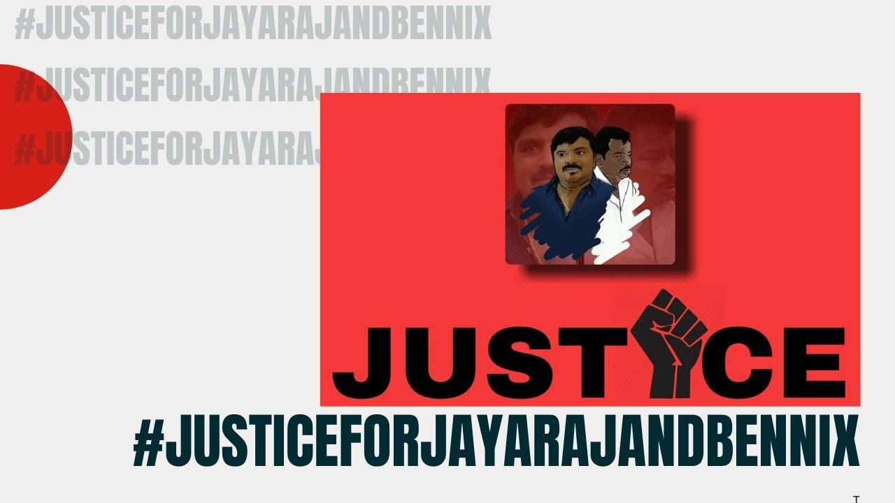 #JusticeForJayarajandBennix