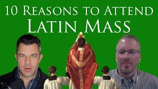 Baixar 10 Reasons to Attend the Latin Mass with Eric Sammons and Dr Marshall