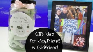Three Thoughtful Gift Idea For Boyfriend/girlfriend | Sunny Diy