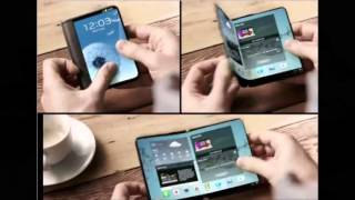 Samsung Foldable Phone -- Coming in 2016 !
