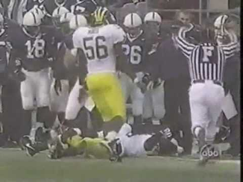 Hardest and Sickest Football Hit Ever