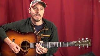 10 Country & Bluegrass Guitar Strumming Patterns