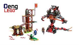LEGO Ninjago 70626 Dawn of Iron Doom - LEGO Speed Build