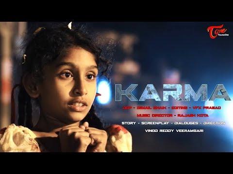 KARMA | Telugu Short Film 2018 | By Vinod Reddy Veeramgari - TeluguOneTV