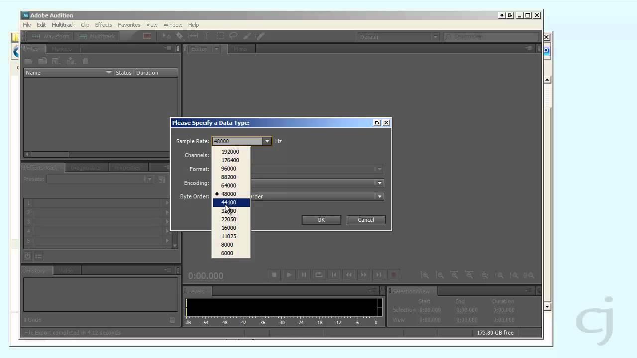 Repairing Corrupted Audio Files Youtube