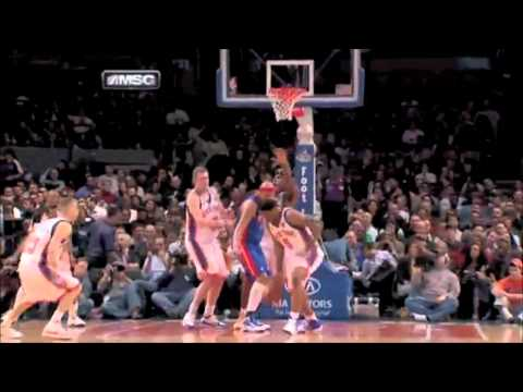 New York Knicks 2010-2011 Pump Up Video