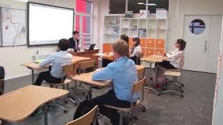 Урок географии в 7 классе на тему 'Строение и свойства географической оболочки'  Шакирзянов Д С