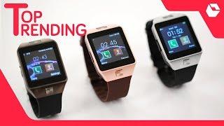 28fa0df38 Sona dz09 bluetooth Wrist Smart Watch Watch Smart Phone With Camera ...