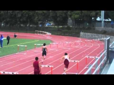 400 meter hurdles santa monica city college